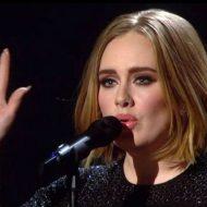 Adele cabelo curto