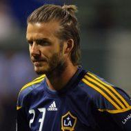 Beckham cabelo grande