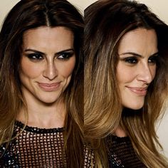 cabelo cleo pires ombre hair