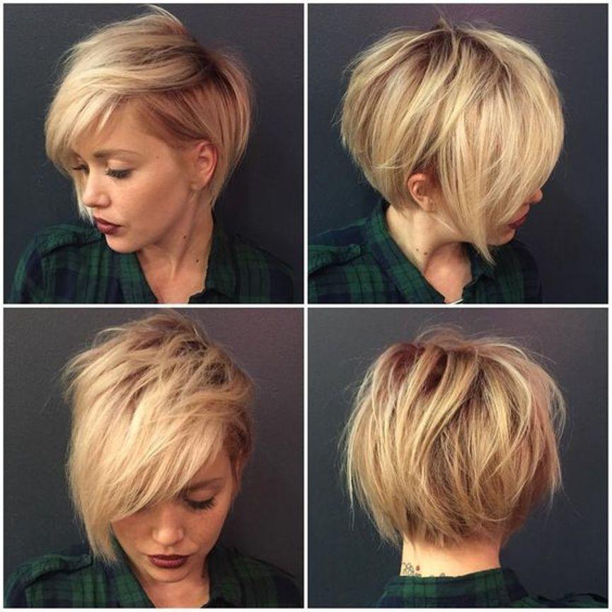 cabelo curto 2017