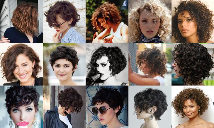 cabelo curto ondulado 2015