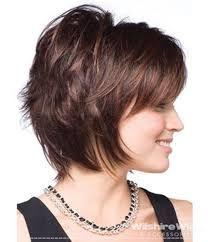 cabelo curto repicado em camadas atras