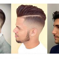 Cabelo da moda 2015 masculino