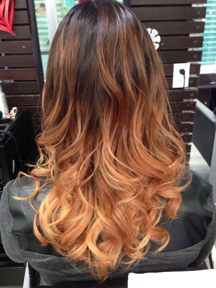 cabelo repicado com franja e californiana