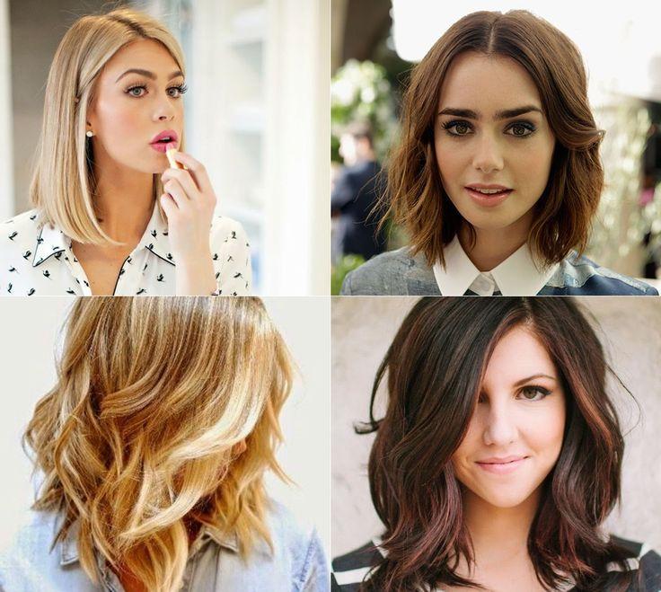 cabelo repicado medio com californiana