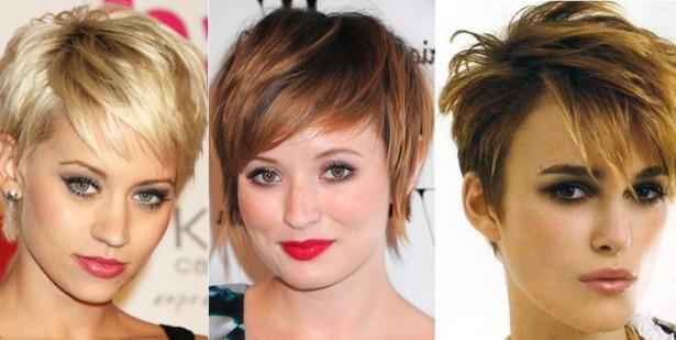 cabelos curtos repicados 2015