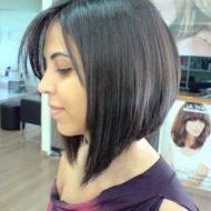 Corte cabelo chanel de bico
