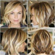 Corte cabelo curto repicado atras