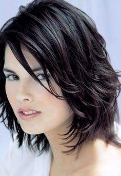 corte cabelo repicado curto