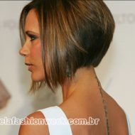 Corte cabelo victoria beckham