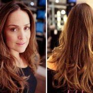Corte de cabelo 2017 longo