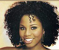 Corte de cabelo afro