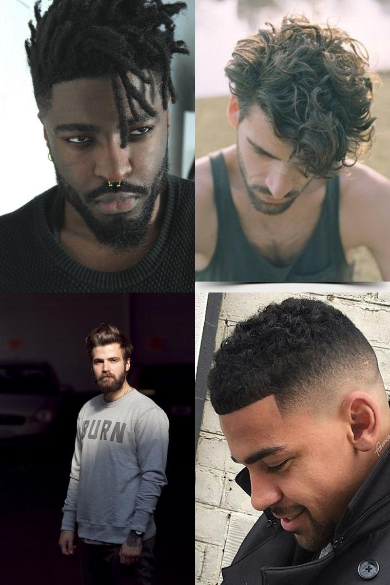 corte de cabelo arrepiado masculino 2017
