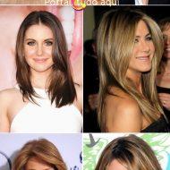 Corte de cabelo bob médio