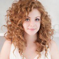 Corte de cabelo cacheado