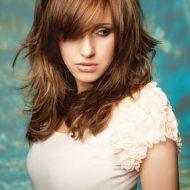 Corte de cabelo com franja 2016