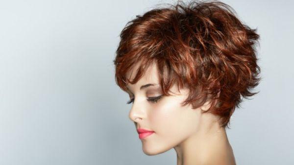 corte de cabelo curtos