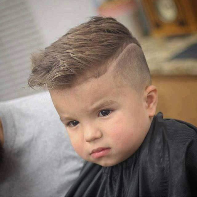 corte de cabelo de crianca