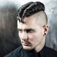 Corte de cabelo de homem