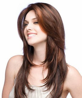 corte de cabelo degrade feminino