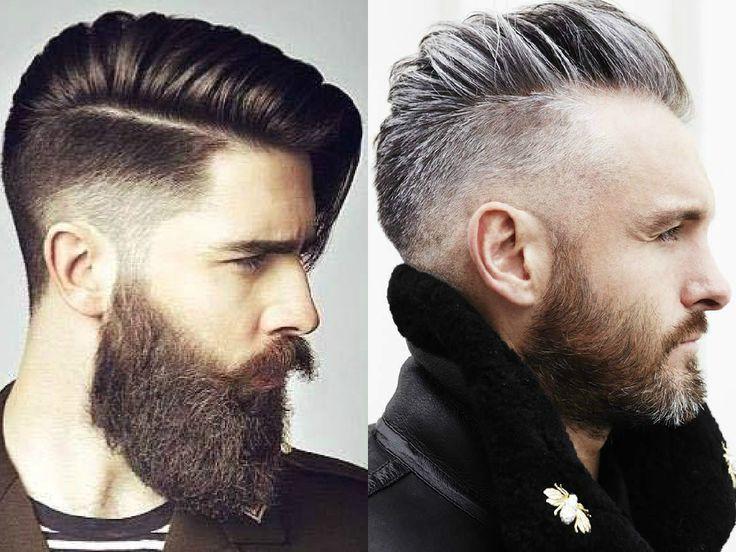 corte de cabelo degrade homem