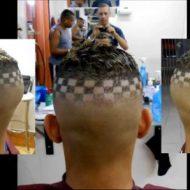 Corte de cabelo do mc pedrinho