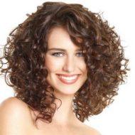 Corte de cabelo encaracolado 2016