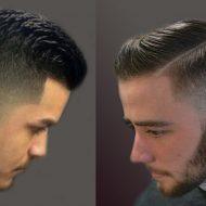 Corte de cabelo fade