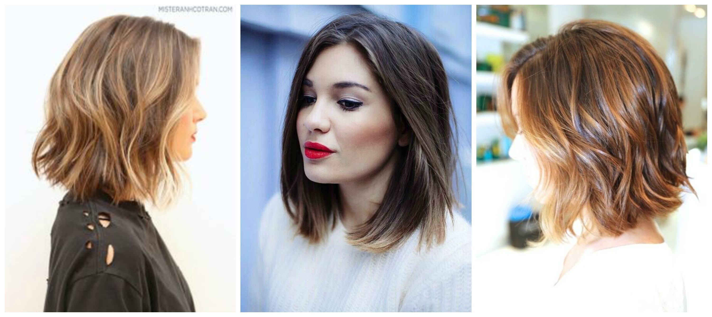 corte de cabelo feminino 2017 medio