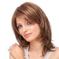 Corte de cabelo feminino curto para rosto redondo