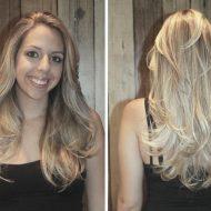 Corte de cabelo feminino longo 2016