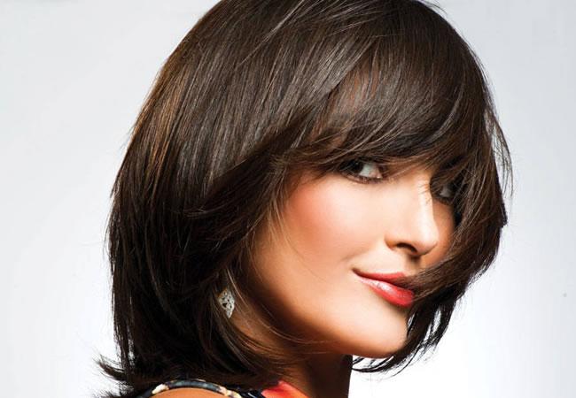corte de cabelo feminino repicado curto