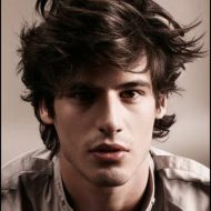 Corte de cabelo grande masculino