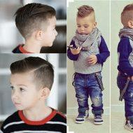 Corte de cabelo infantil masculino 2016