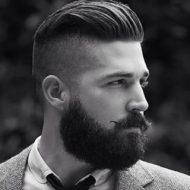 Corte de cabelo lenhador