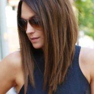 Corte de cabelo long bob