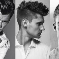 Corte de cabelo masculino 2014 curto