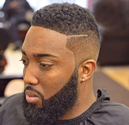 Amado Corte de cabelo masculino americano YW74