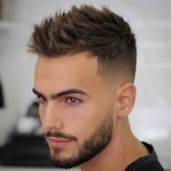 Corte de cabelo masculino curto