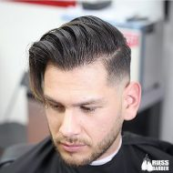 Corte de cabelo masculino da moda