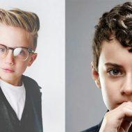 Corte de cabelo masculino infantil 2016