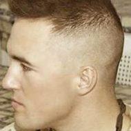 Corte de cabelo masculino militar americano
