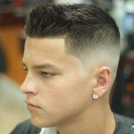 Corte de cabelo masculino na moda
