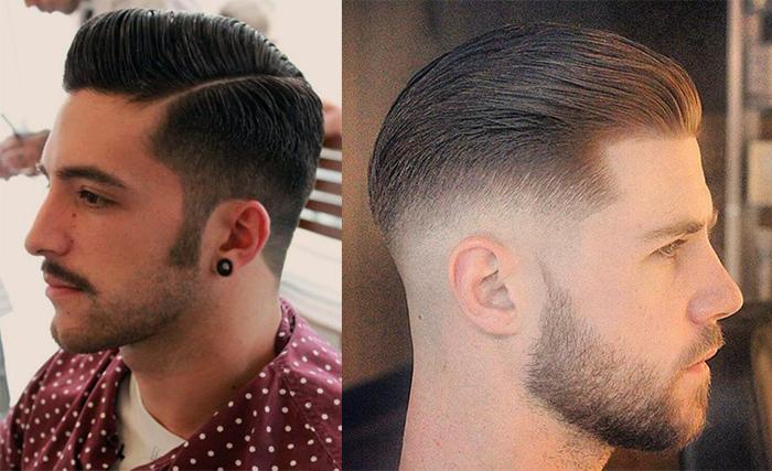 corte de cabelo masculino sombreado