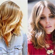 Corte de cabelo medio feminino