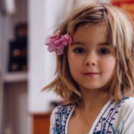Corte de cabelo menina
