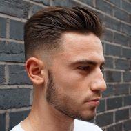 Corte de cabelo moderno masculino