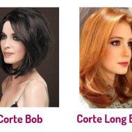 Corte de cabelo para baixinhas