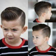 Corte de cabelo para menino