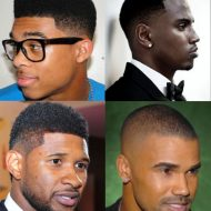 Corte de cabelo para negros